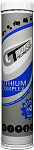 Смазка  0,400л GT LITHIUM COMPLEX GREASE HT Blue color (NLGI 2),  (4640005941333), GT OIL